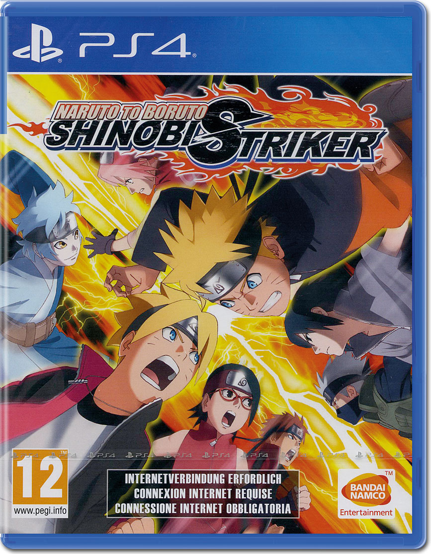 Naruto Shippuden Karten.Naruto To Boruto Shinobi Striker