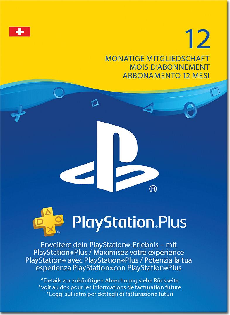 Playstation Plus Karte 12 Monate.Playstation Plus Abonnement 12 Monate