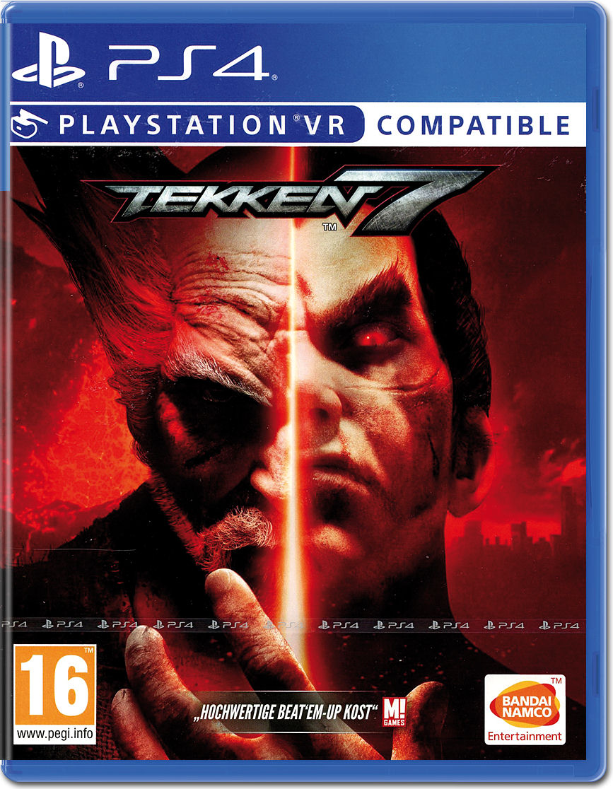 Tekken 7 Playstation 4 World Of Games Collector Edition Ps4