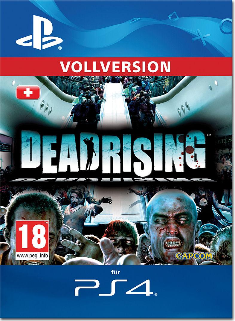 Dead Rising 1 Playstation 4 Digital World Of Games