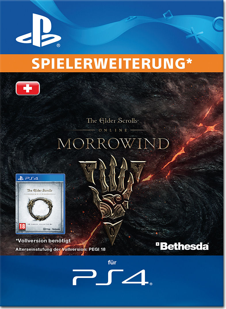 The Elder Scrolls Vita : The elder scrolls online morrowind upgrade playstation