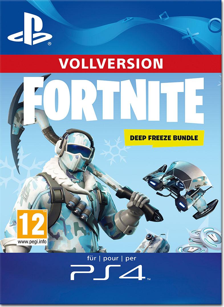 Fortnite Deep Freeze Bundle Playstation 4 Digital World Of Games