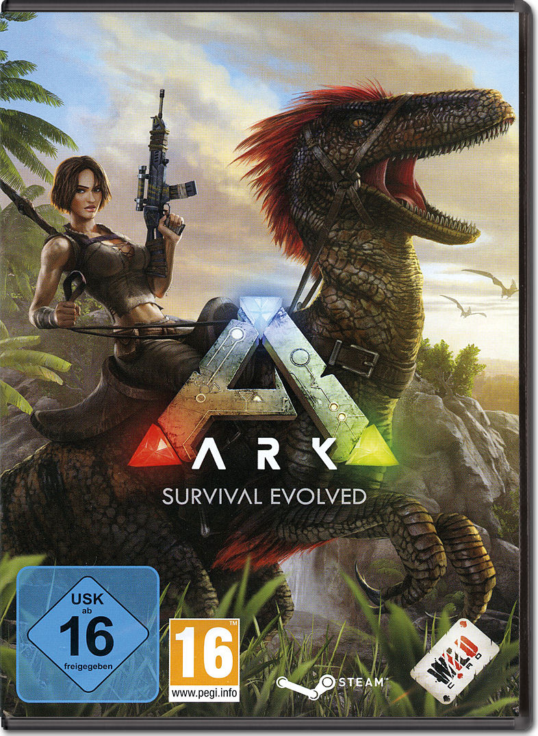 Ark Survival Evolved Pc Games World Of Games