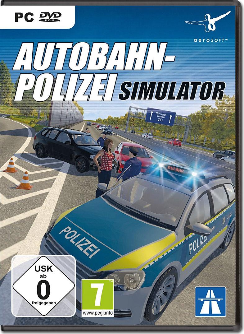autobahn polizei simulator pc games world of games. Black Bedroom Furniture Sets. Home Design Ideas