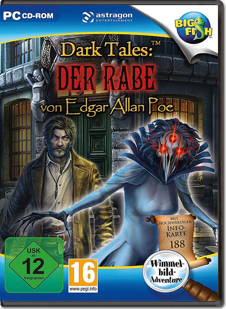 Edgar Allan Poe Der Rabe