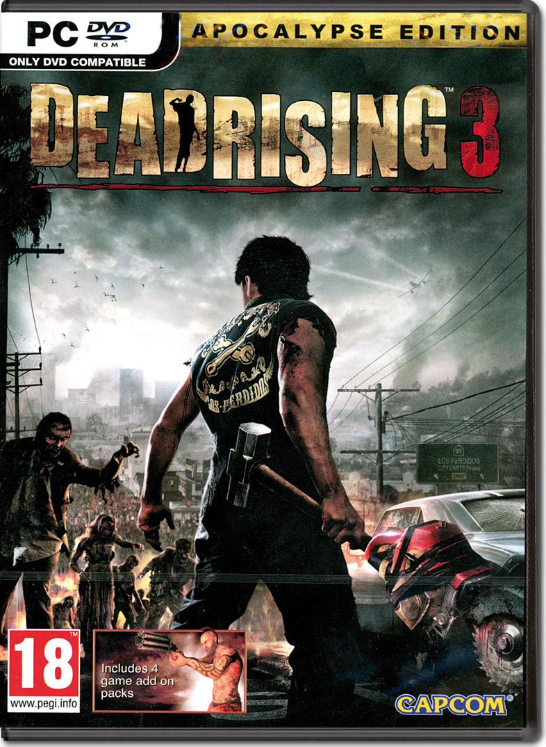 play dead rising 3