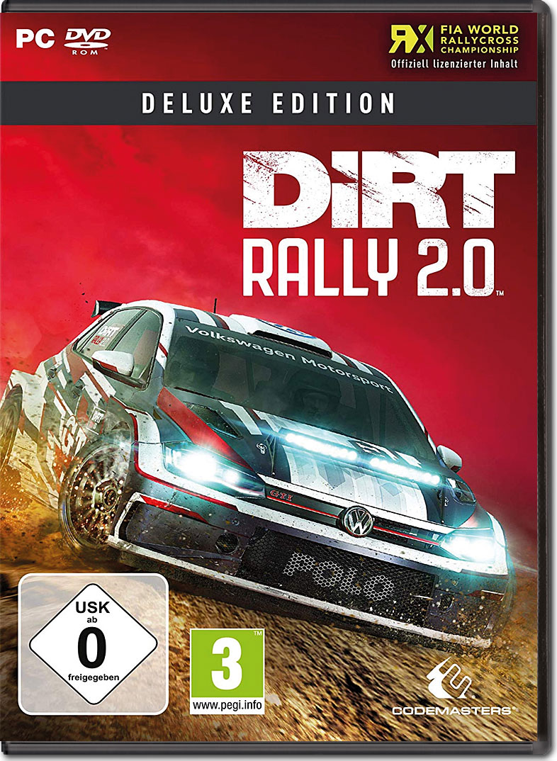 dirt rally 2 0 deluxe edition pc games world of games. Black Bedroom Furniture Sets. Home Design Ideas