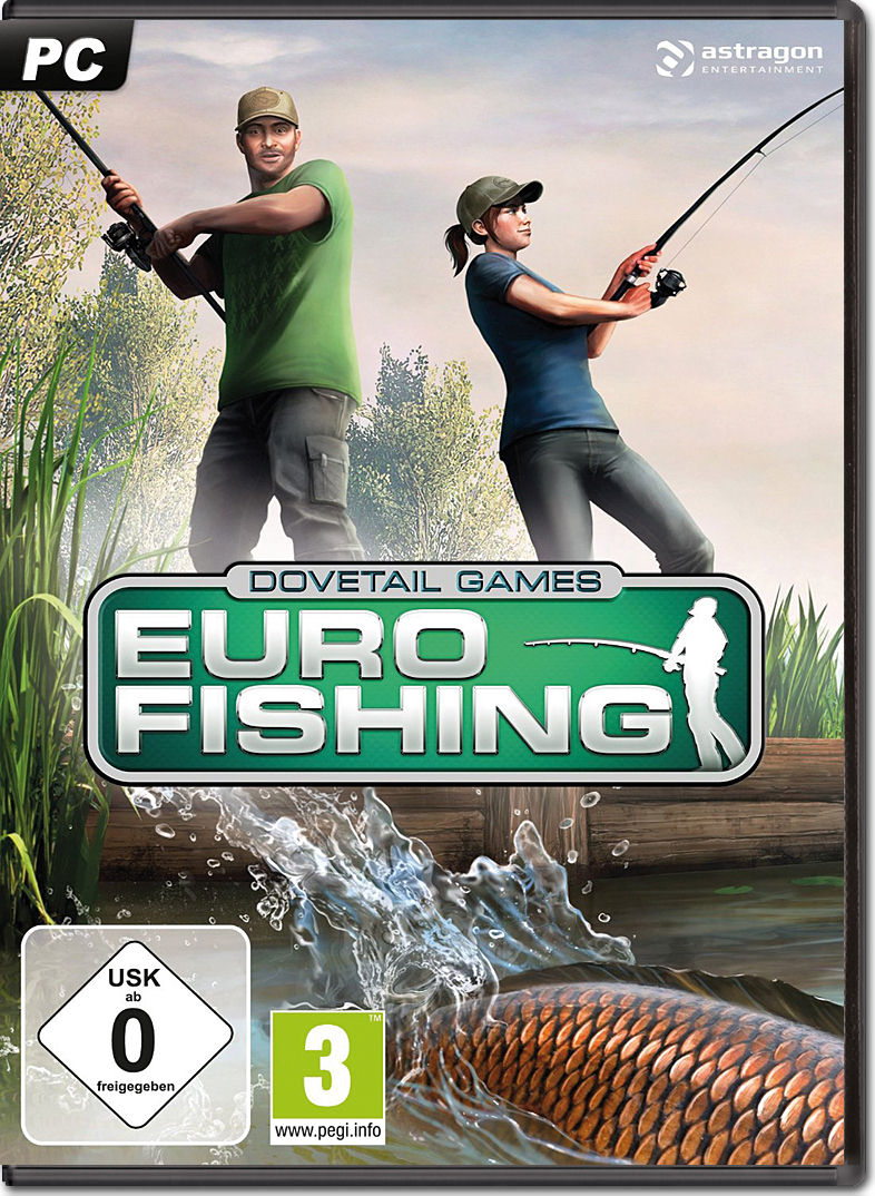 Euro fishing pc games world of games for Fishing game xbox one