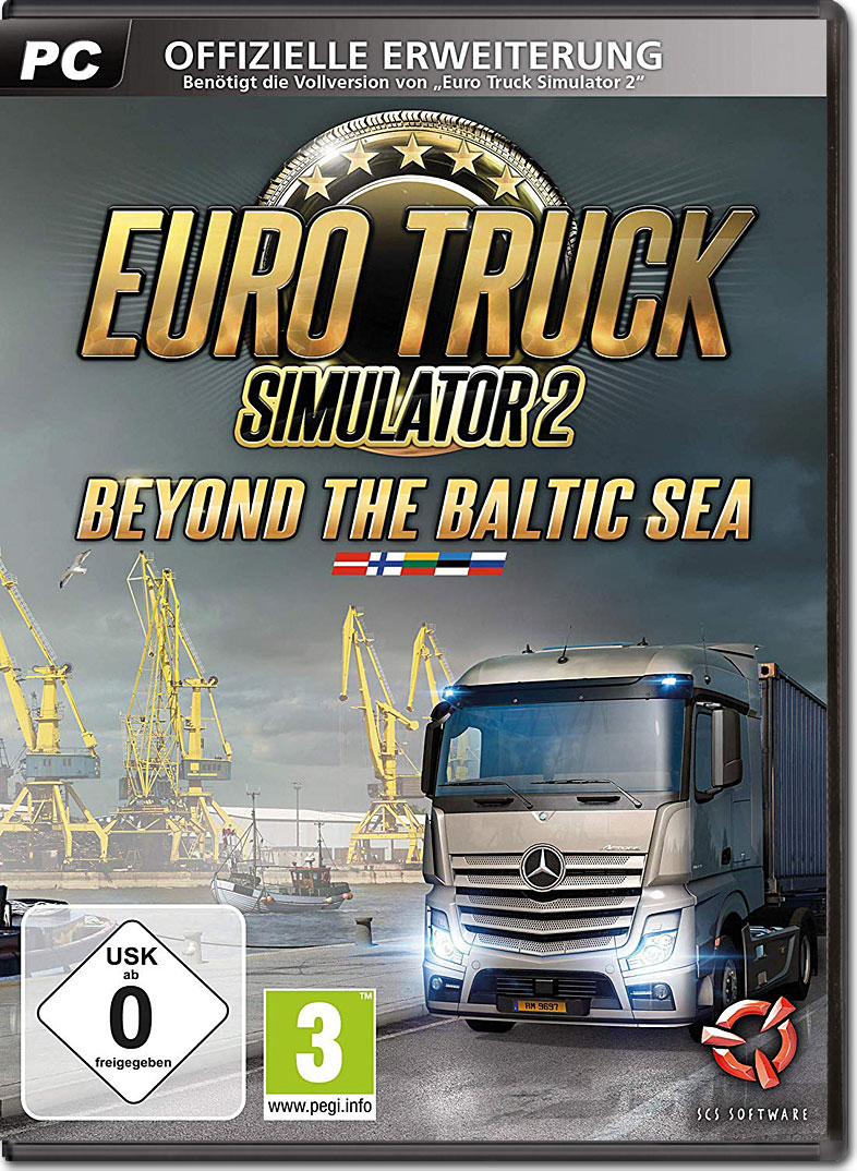Euro Truck Simulator 2 Beyond The Baltic Sea Pc Games