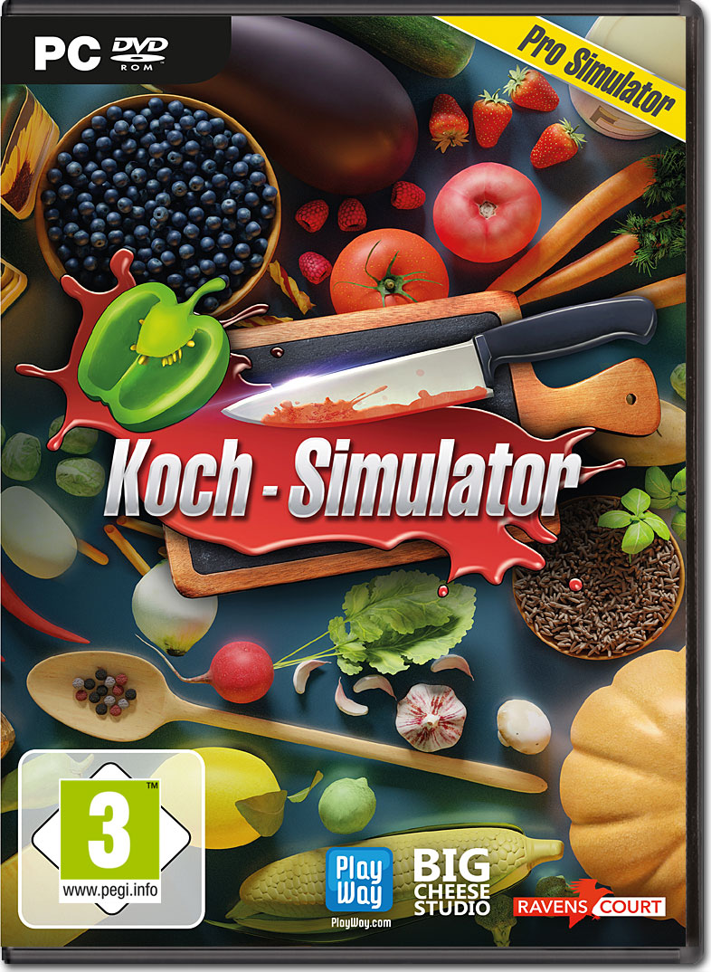 Koch Simulator