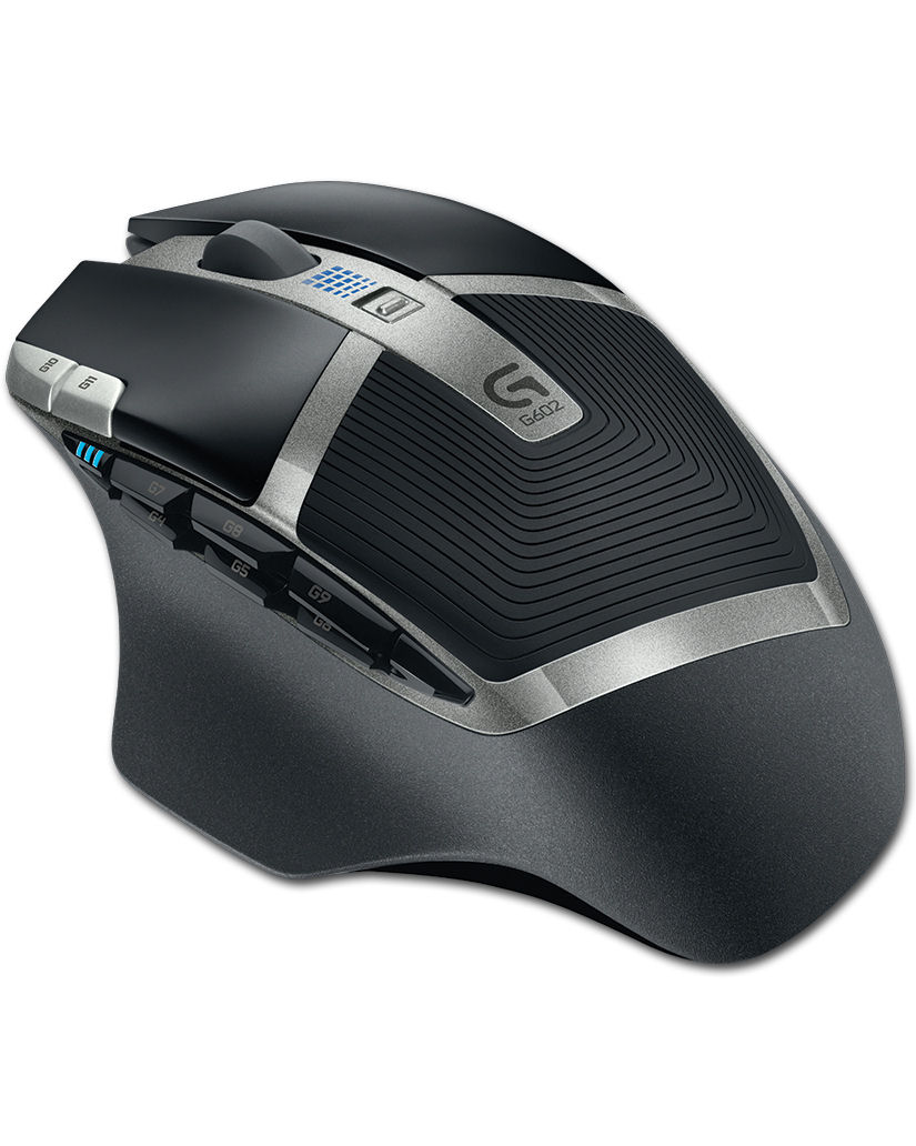 G602 Wireless Gaming Mouse G Series Logitech PC Games