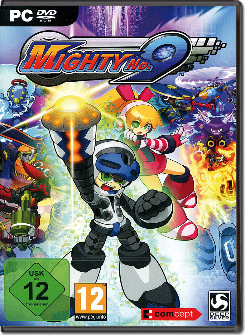 Mighty No 9 Pc Games World Of Games