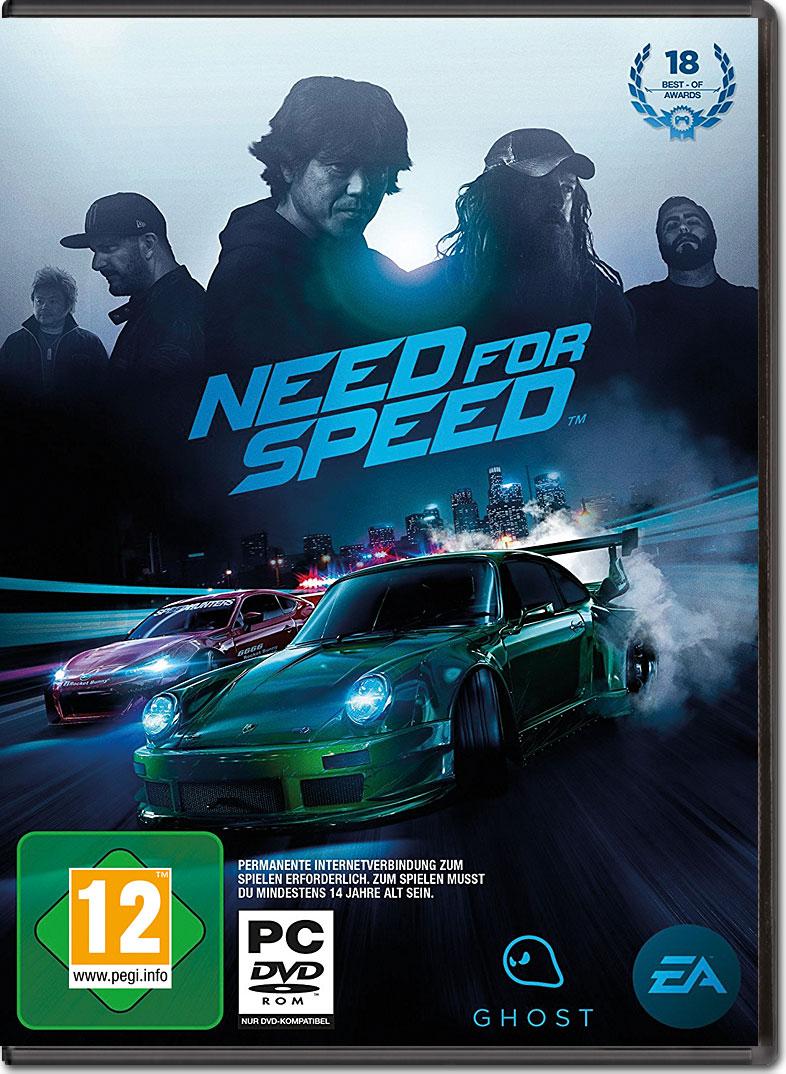 Need For Speed World Registrieren
