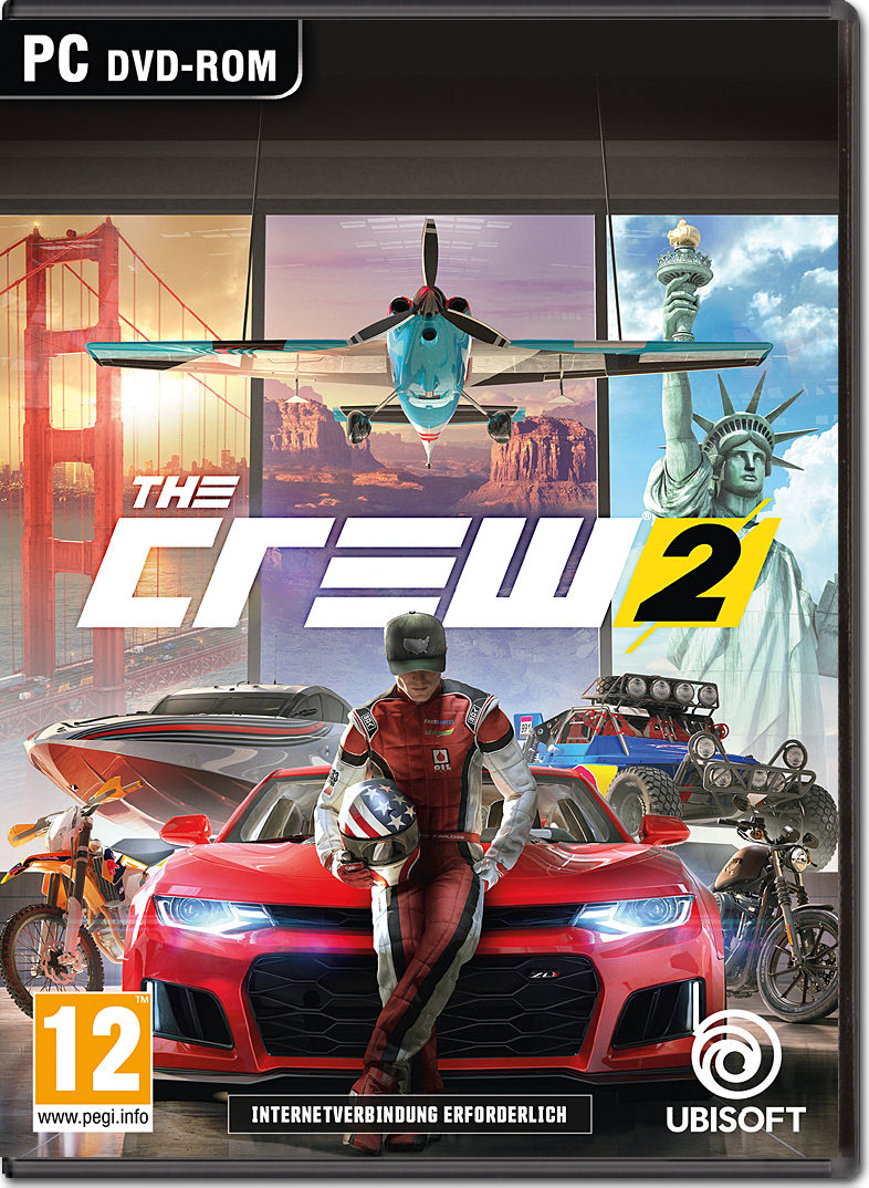 the crew 2 pc games world of games. Black Bedroom Furniture Sets. Home Design Ideas