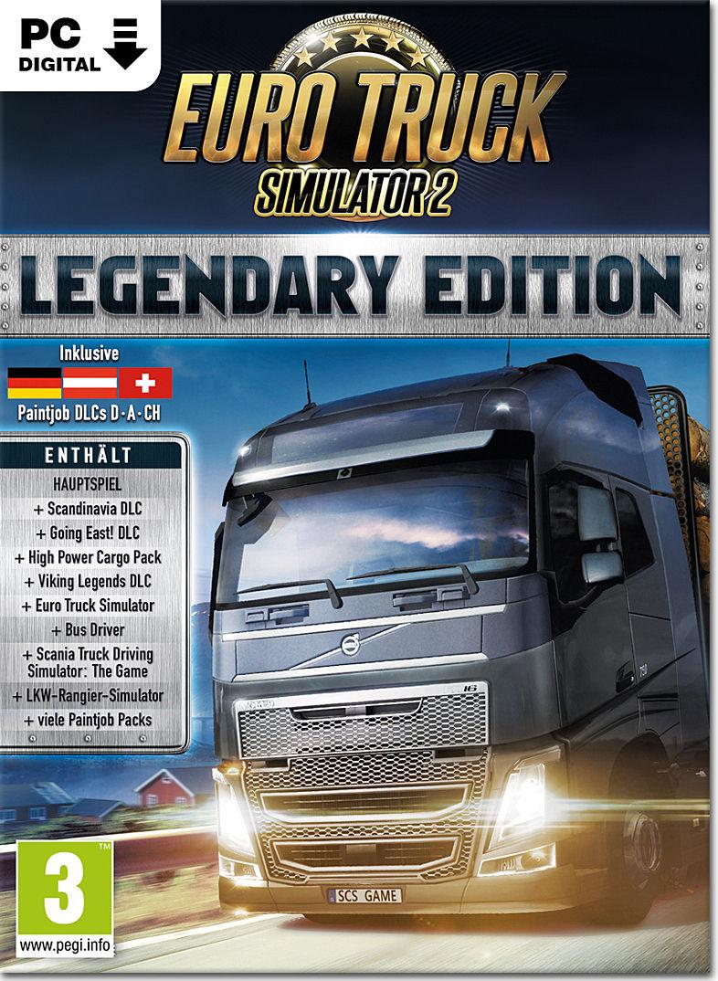 euro truck simulator 2 legendary edition pc games. Black Bedroom Furniture Sets. Home Design Ideas