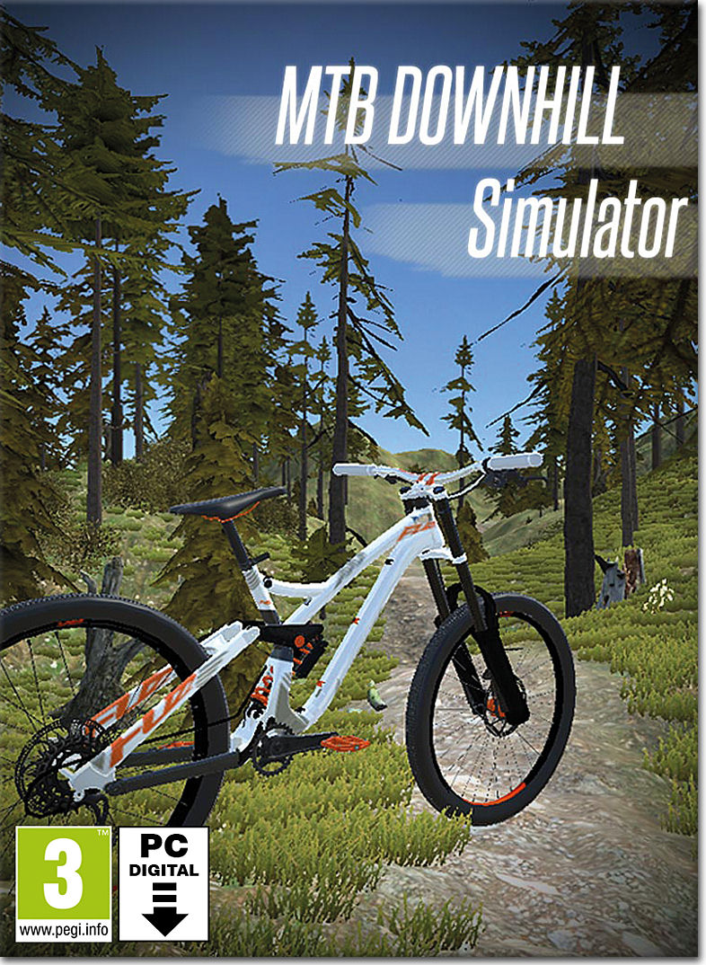 MTB Downhill Simulator [PC Games-Digital] • World of Games