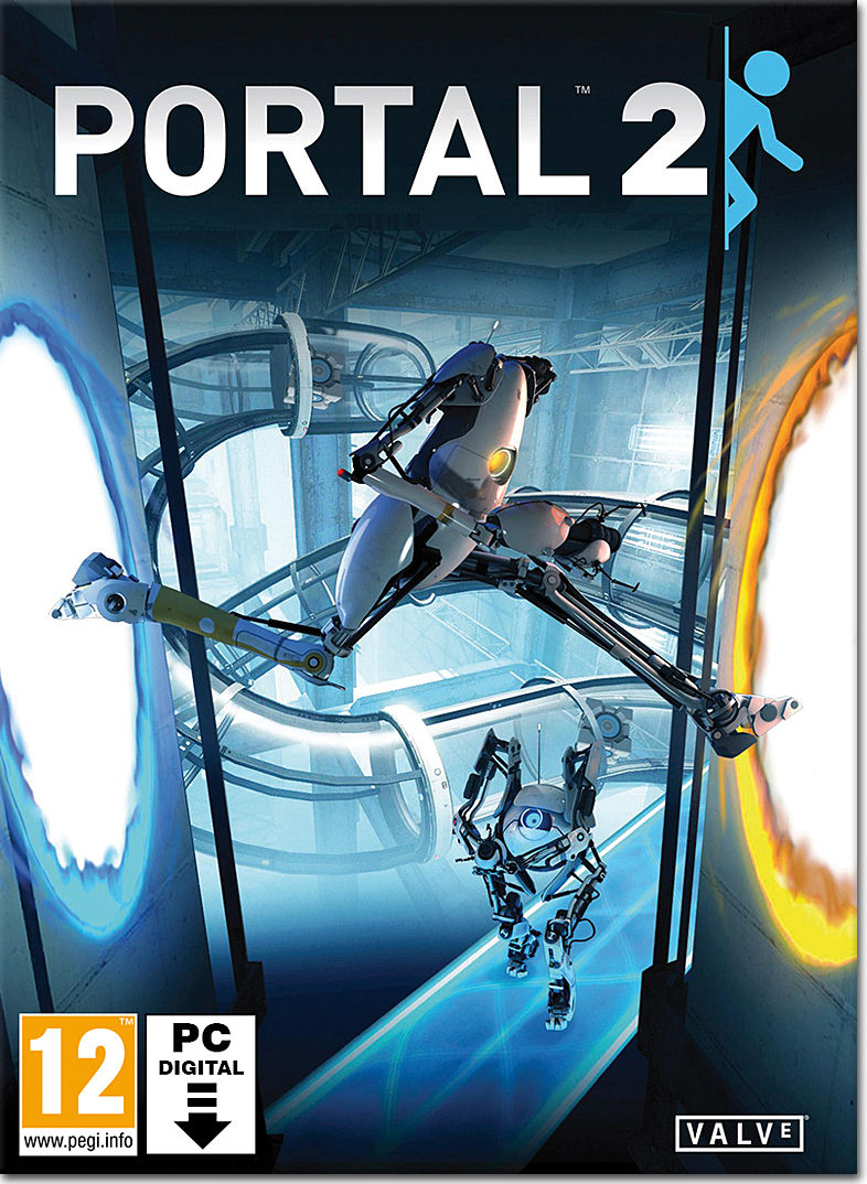 Portal 2 Pc Games Digital World Of Games