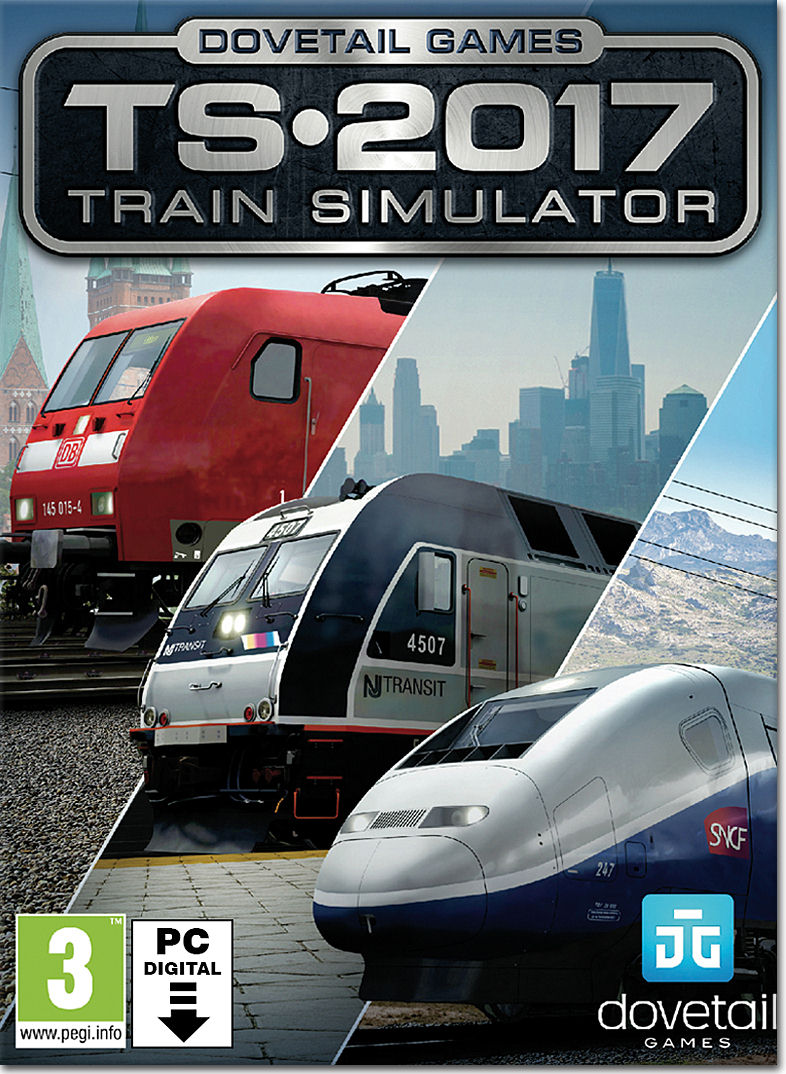 train simulator 2017 pc games digital world of games. Black Bedroom Furniture Sets. Home Design Ideas