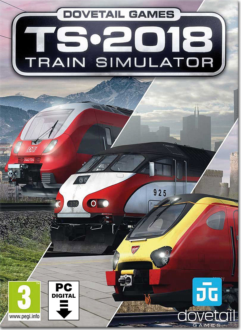 train simulator 2018 pc games digital world of games. Black Bedroom Furniture Sets. Home Design Ideas
