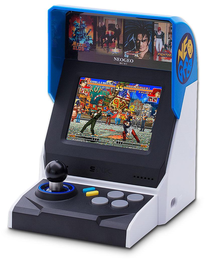 Neo Geo mini International [Retro] • World of Games
