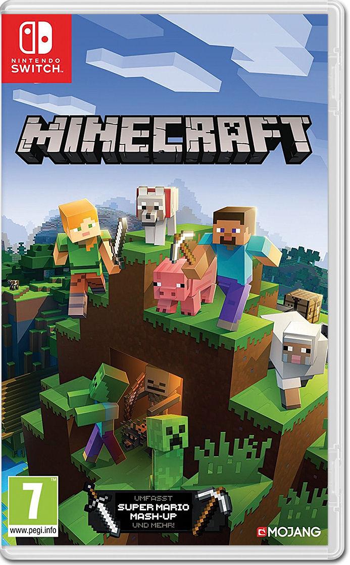 Minecraft Nintendo Switch World Of Games - Minecraft spiele filme