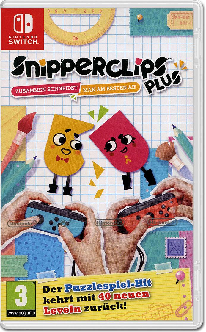 snipperclips plus zusammen schneidet man am besten ab nintendo switch world of games. Black Bedroom Furniture Sets. Home Design Ideas