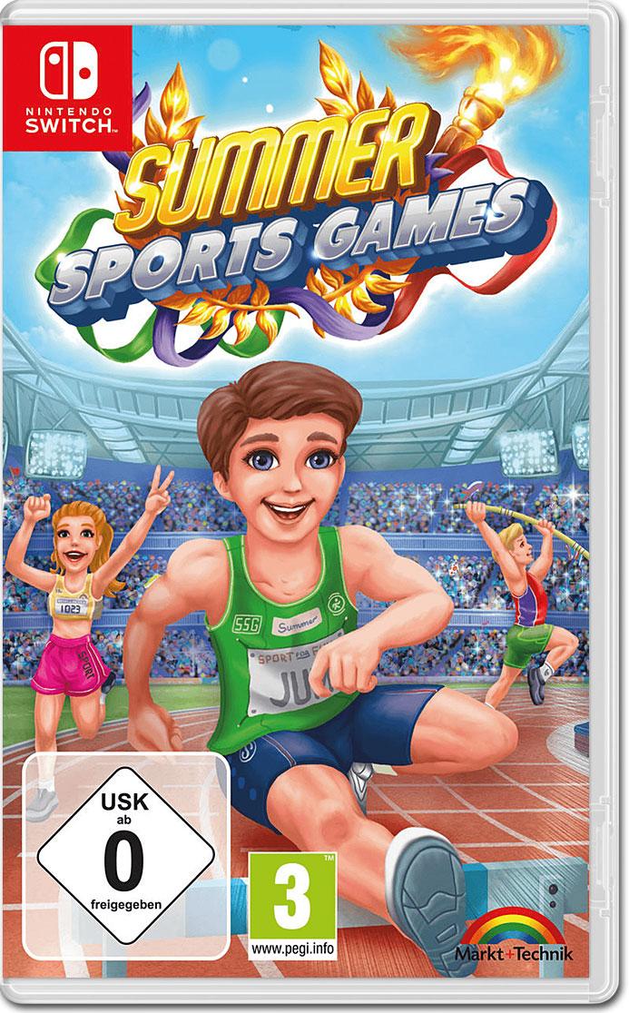 Neue Sportspiele