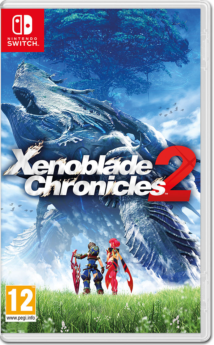 Xenoblade Chronicles 2 Nintendo Switch World Of Games