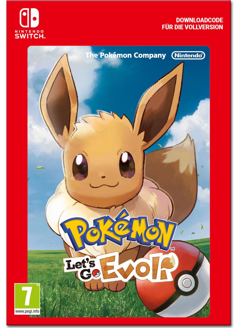 Go To Www Bing Comhella: Pokémon: Let's Go, Evoli! [Switch-Digital] • World Of Games