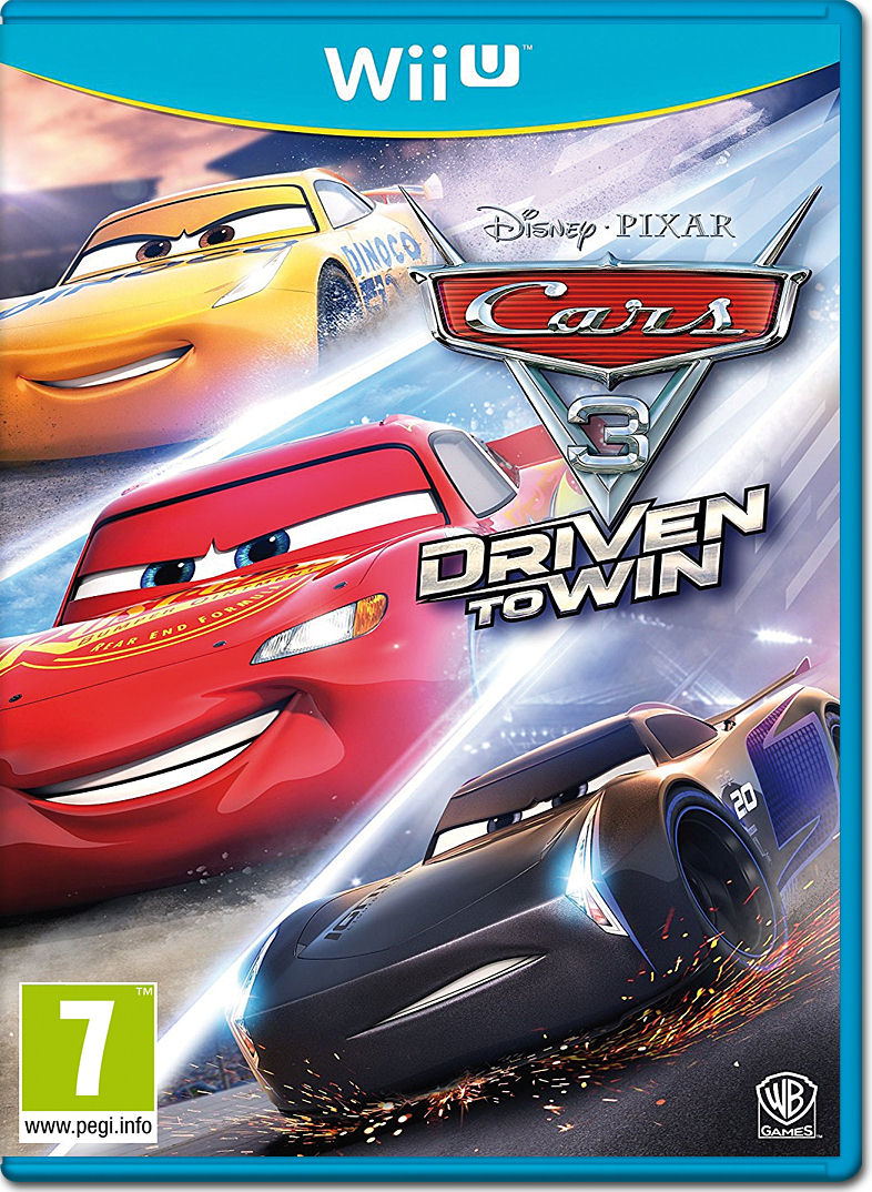 Cars 3 Driven To Win Wii U World Of Games