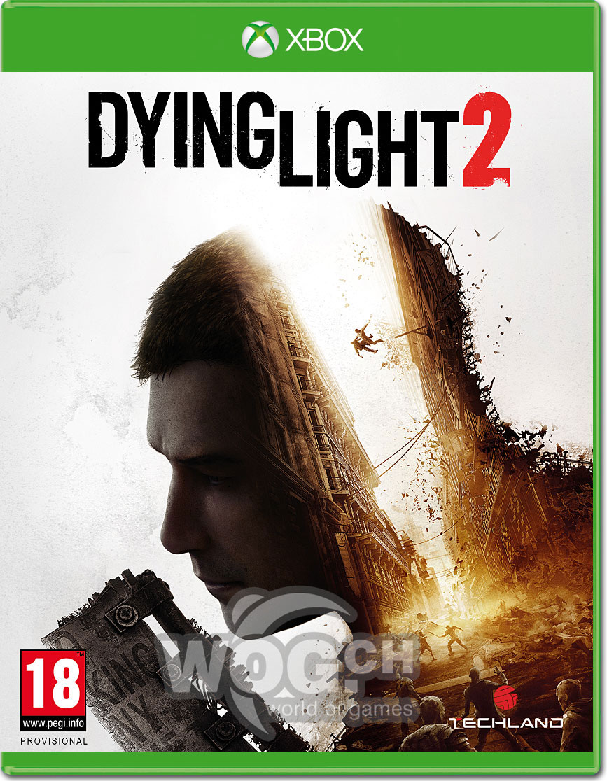 Dying Light 2 Xbox One World Of Games