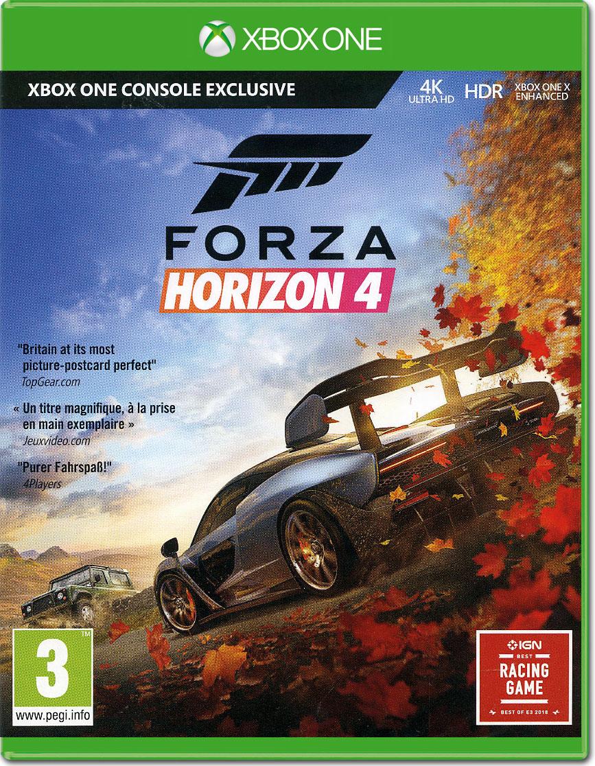 forza horizon 4 pc 版