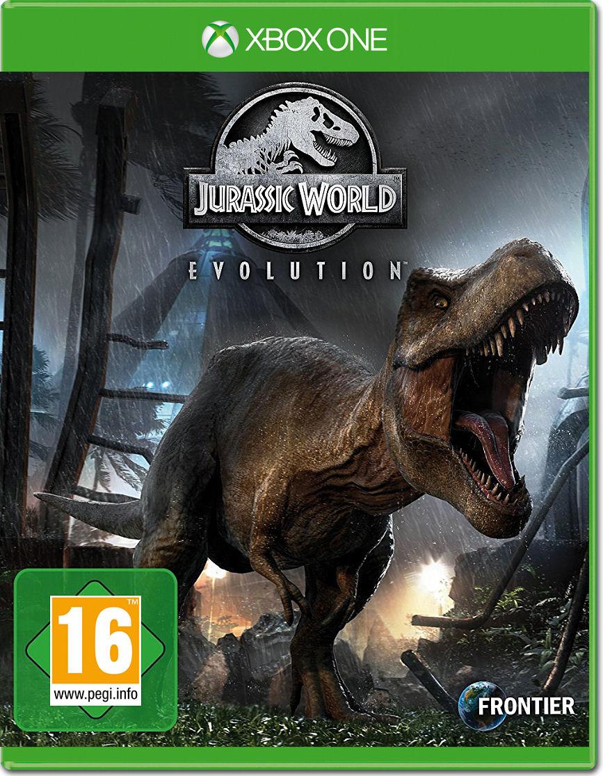 Jurassic World Evolution [Xbox One] • World of Games