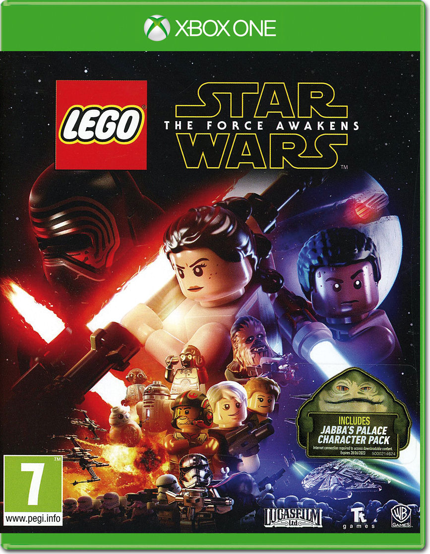 lego star wars the force awakens xbox one world of games. Black Bedroom Furniture Sets. Home Design Ideas