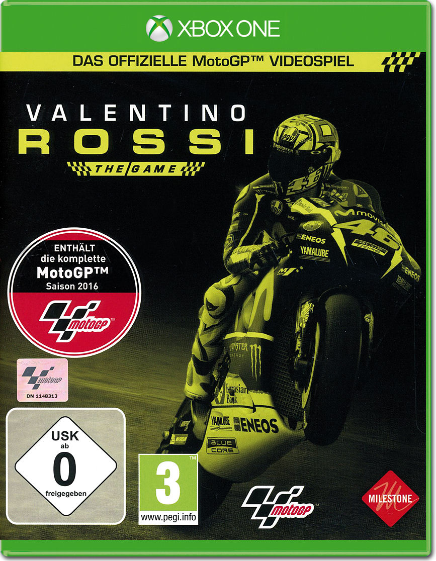 Valentino Rossi: The Game [Xbox One] • World of Games