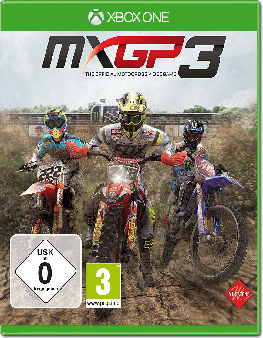 mxgp 3 the official motocross videogame xbox one. Black Bedroom Furniture Sets. Home Design Ideas