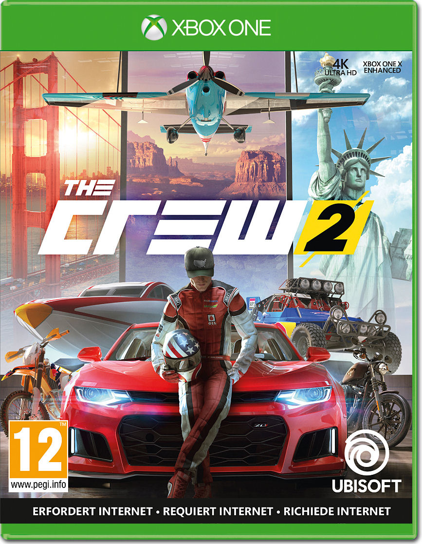 the crew 2 xbox one world of games. Black Bedroom Furniture Sets. Home Design Ideas
