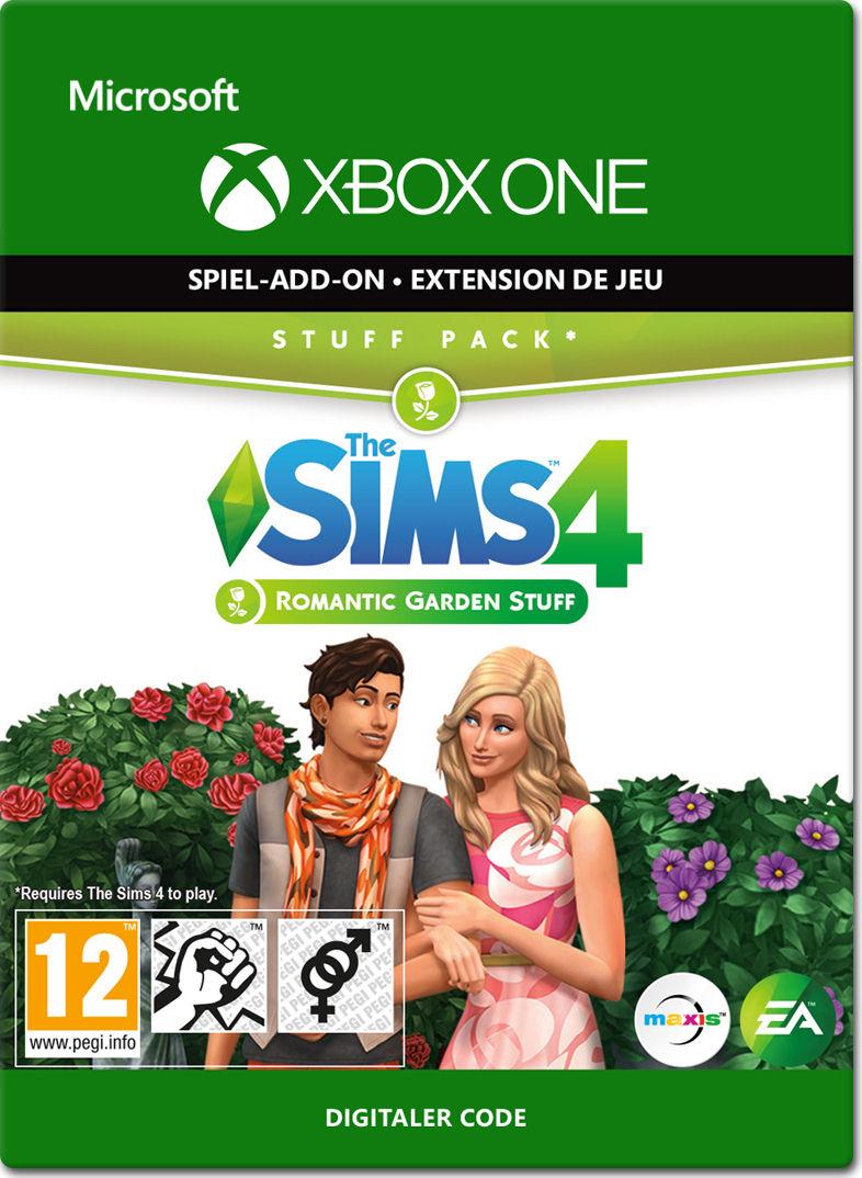 Die Sims 4 Romantic Garden Stuff Xbox One Digital World Of Games