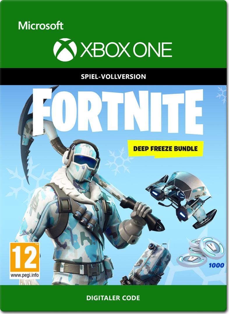 Fortnite Deep Freeze Bundle Xbox One Digital World Of Games