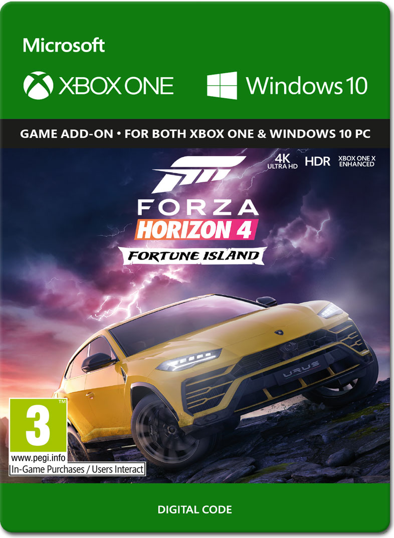 forza horizon 4 fortune island xbox one digital world. Black Bedroom Furniture Sets. Home Design Ideas