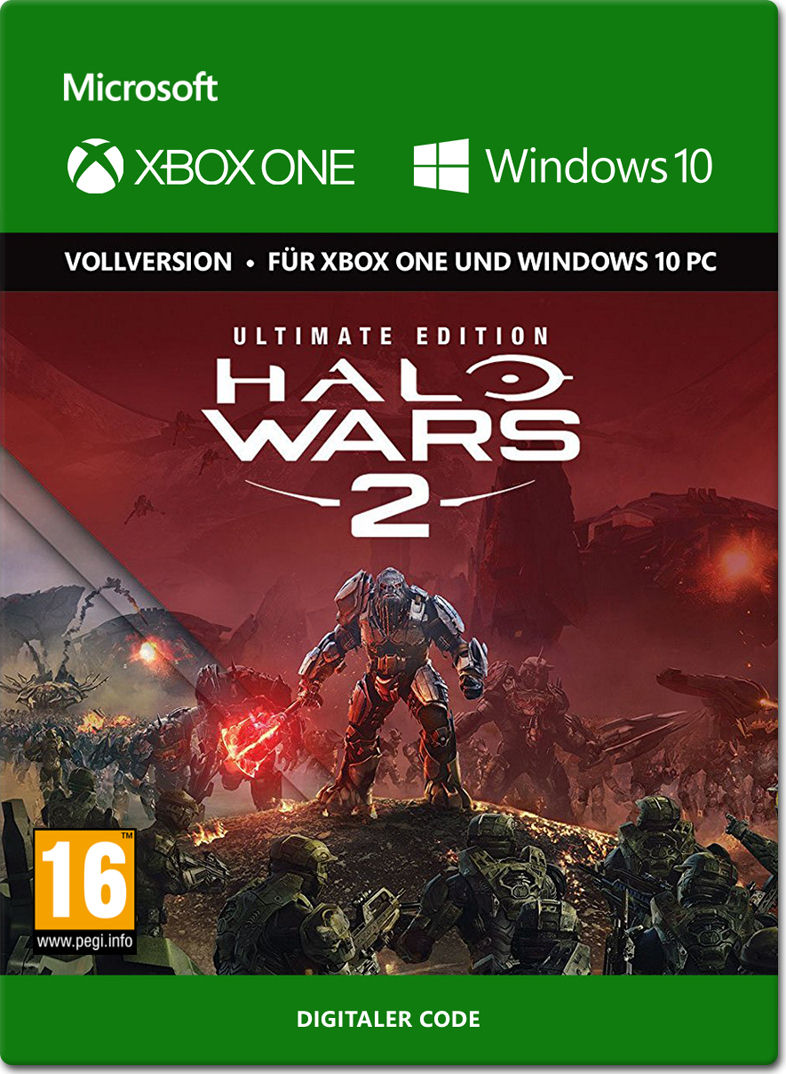 Halo Wars 2 Ultimate Edition PC Game Free Download