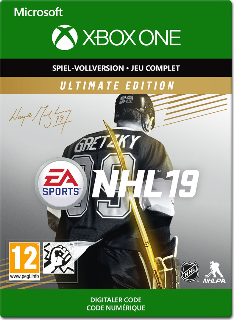 NHL 19 - Ultimate Edition [Xbox One-Digital] • World of Games