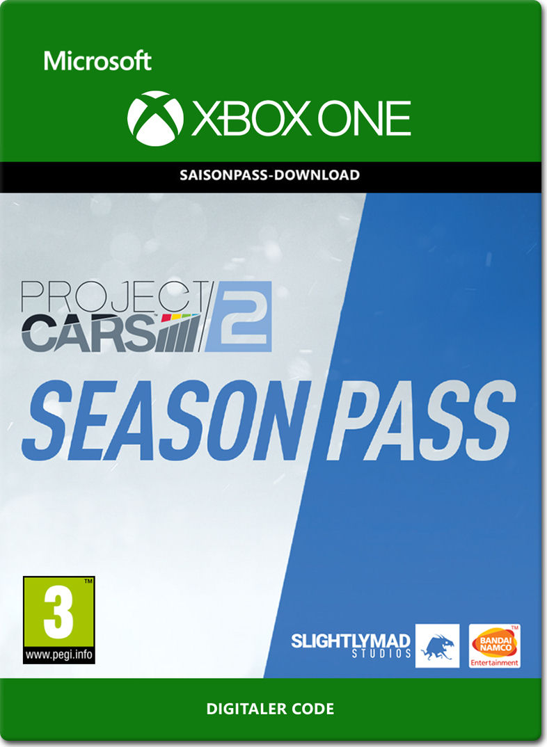 project cars 2 season pass xbox one digital world of games. Black Bedroom Furniture Sets. Home Design Ideas