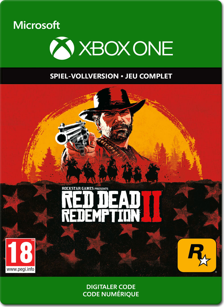 Red Dead Redemption 2 [Xbox One-Digital] • World of Games