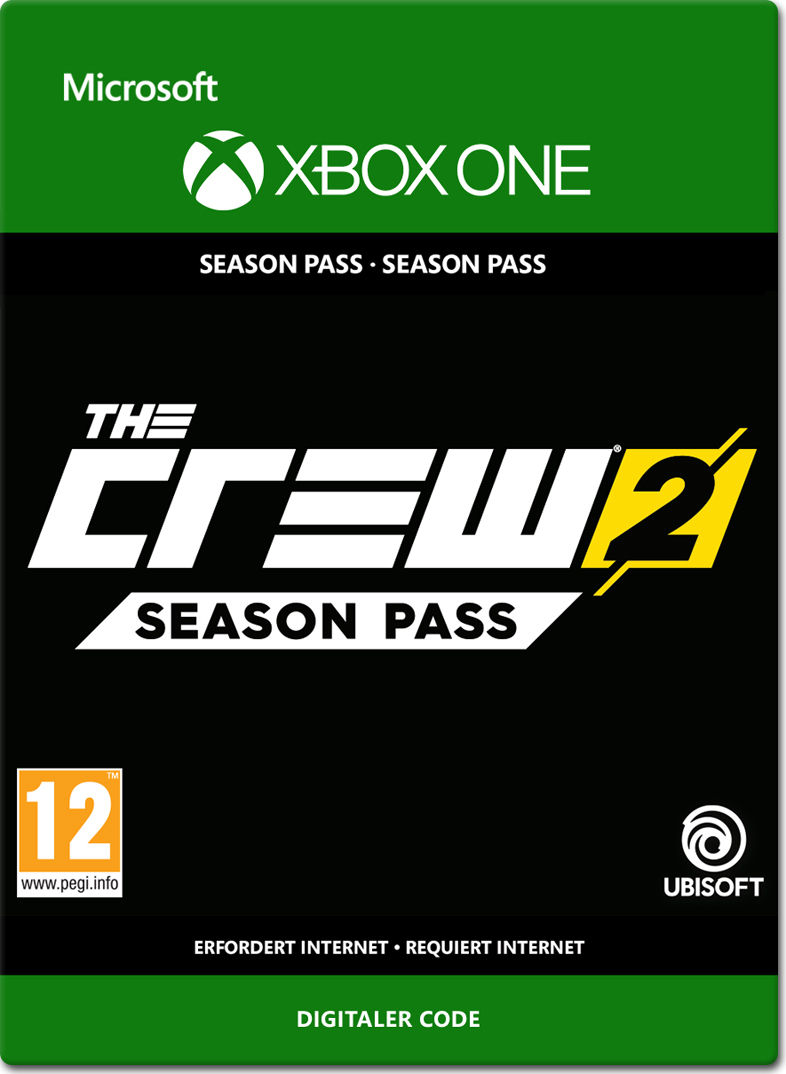 the crew 2 season pass xbox one digital world of games. Black Bedroom Furniture Sets. Home Design Ideas
