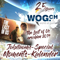 WoG-Moments-Kalender: The Last of Us