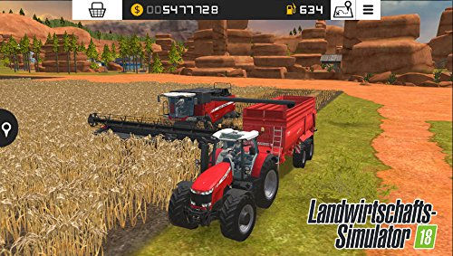 "Screenshot ""Landwirtschafts-Simulator 18"""