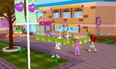 "Screenshot ""LEGO Friends"""