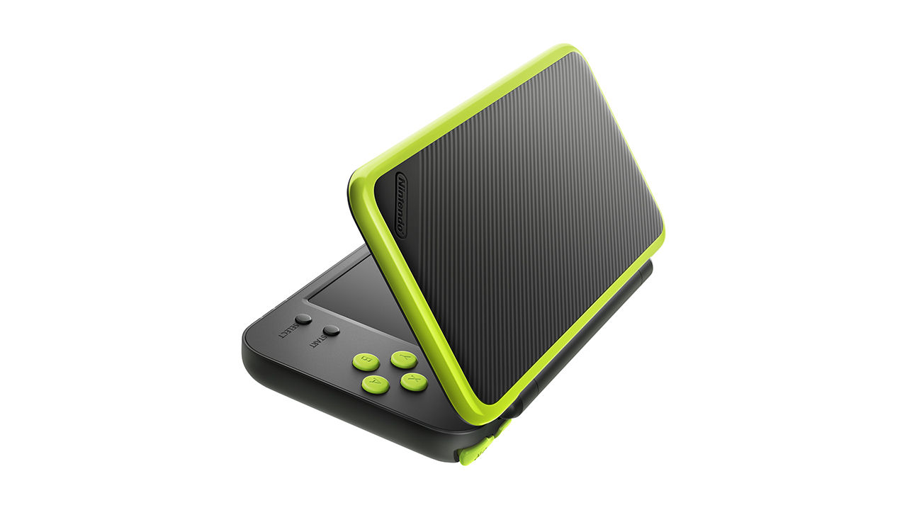 "Screenshot ""New Nintendo 2DS XL -Black Lime Green inkl. Mario Kart 7-"""
