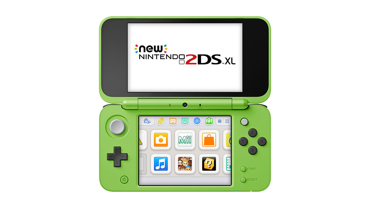"Screenshot ""New Nintendo 2DS XL -Minecraft Creeper Edition-"""